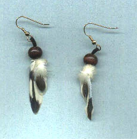 *NEW* Feather earring! #3!